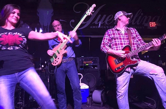 1st Annual Halloween Party with the Buck Naked Band @ Pick's At PLX | Akron | Ohio | United States