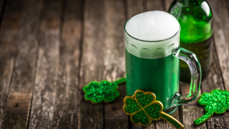 St. Patrick's Day - $5 Green Beer Pitchers & FREE Pick's St Patrick's Day Hats @ Pick's At PLX Portage Lakes