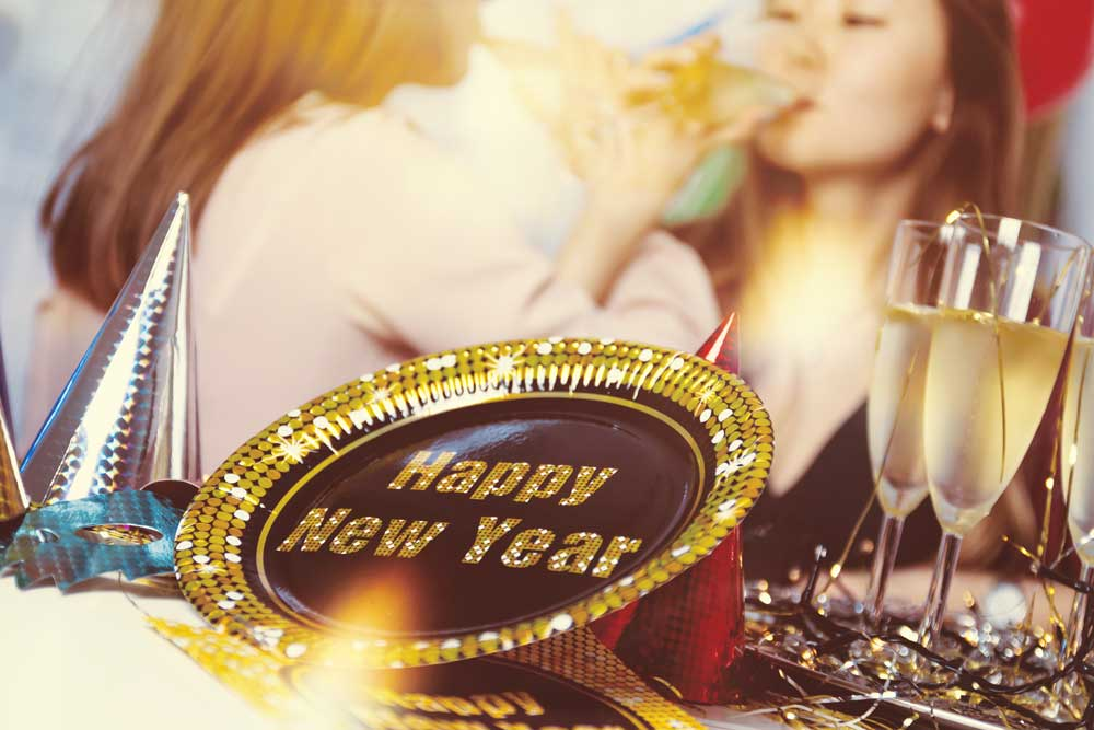 New Year's Eve Party – 2018