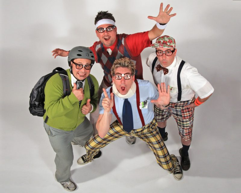 Live Music: The Spazmatics @ Pick's At PLX