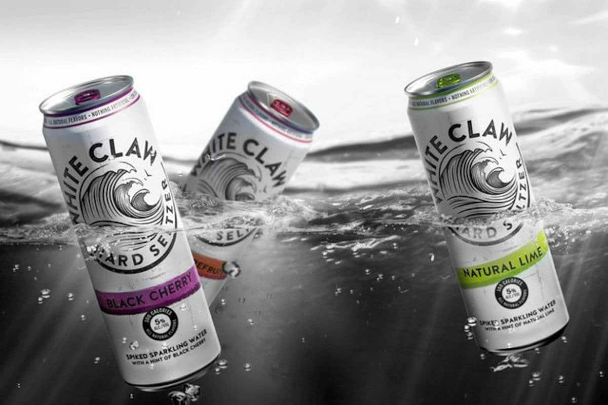 white claw wednesday at pick's in portage lakes every wednesday on our patio