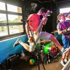 end of summer bash at picks in portage lakes