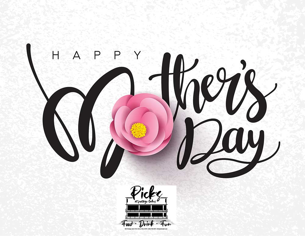mother's day brunch 2021 at pick's in portage lakes