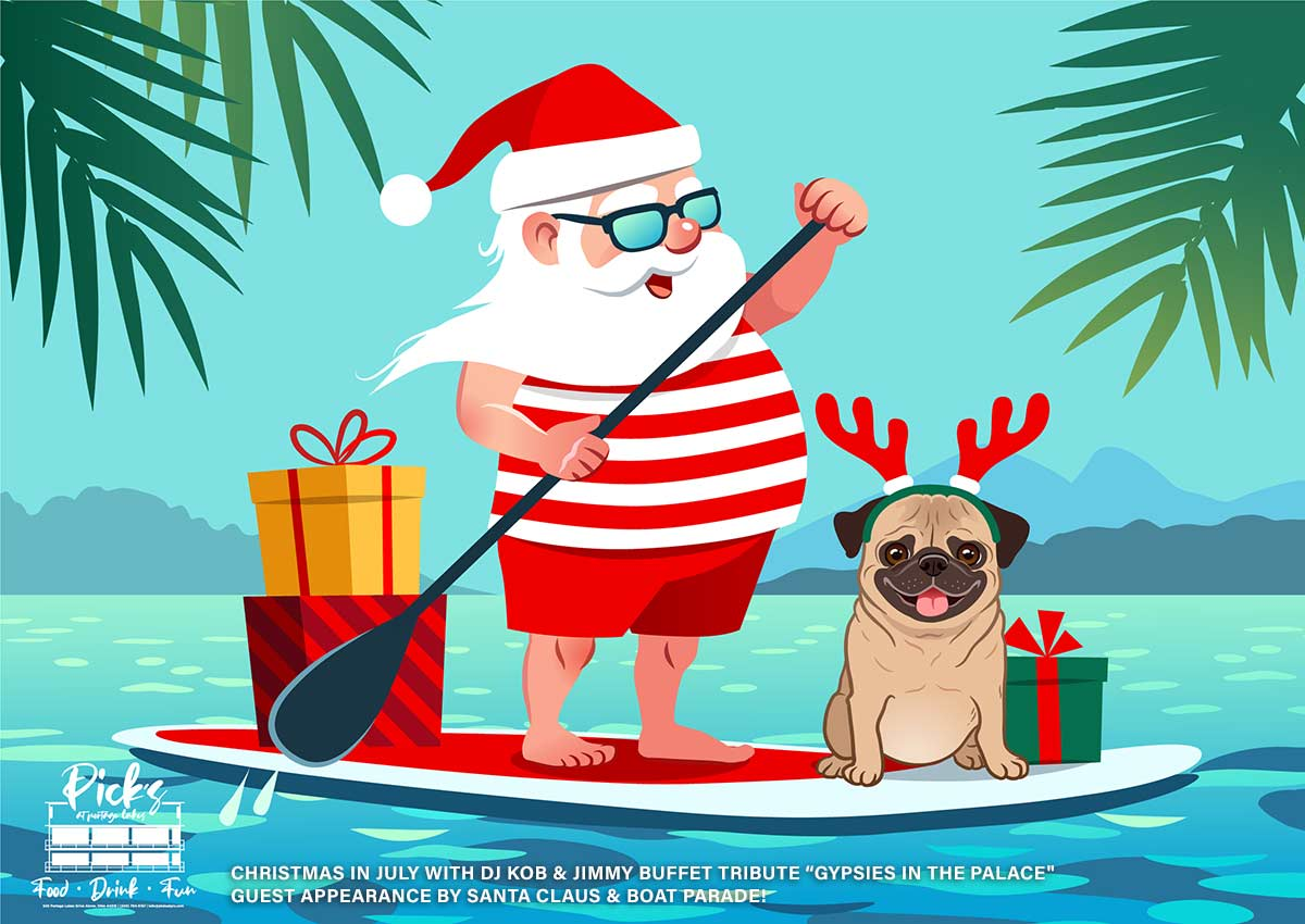 picks christmas in july 2021 live entertainment and boat parade