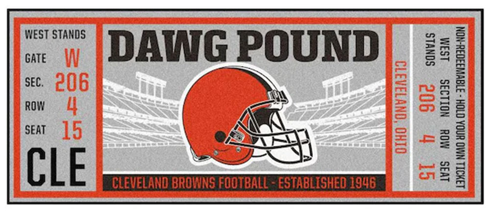 BROWNS TICKET GIVEAWAYS! – Browns vs Chiefs Sunday Sept 12th 4pm